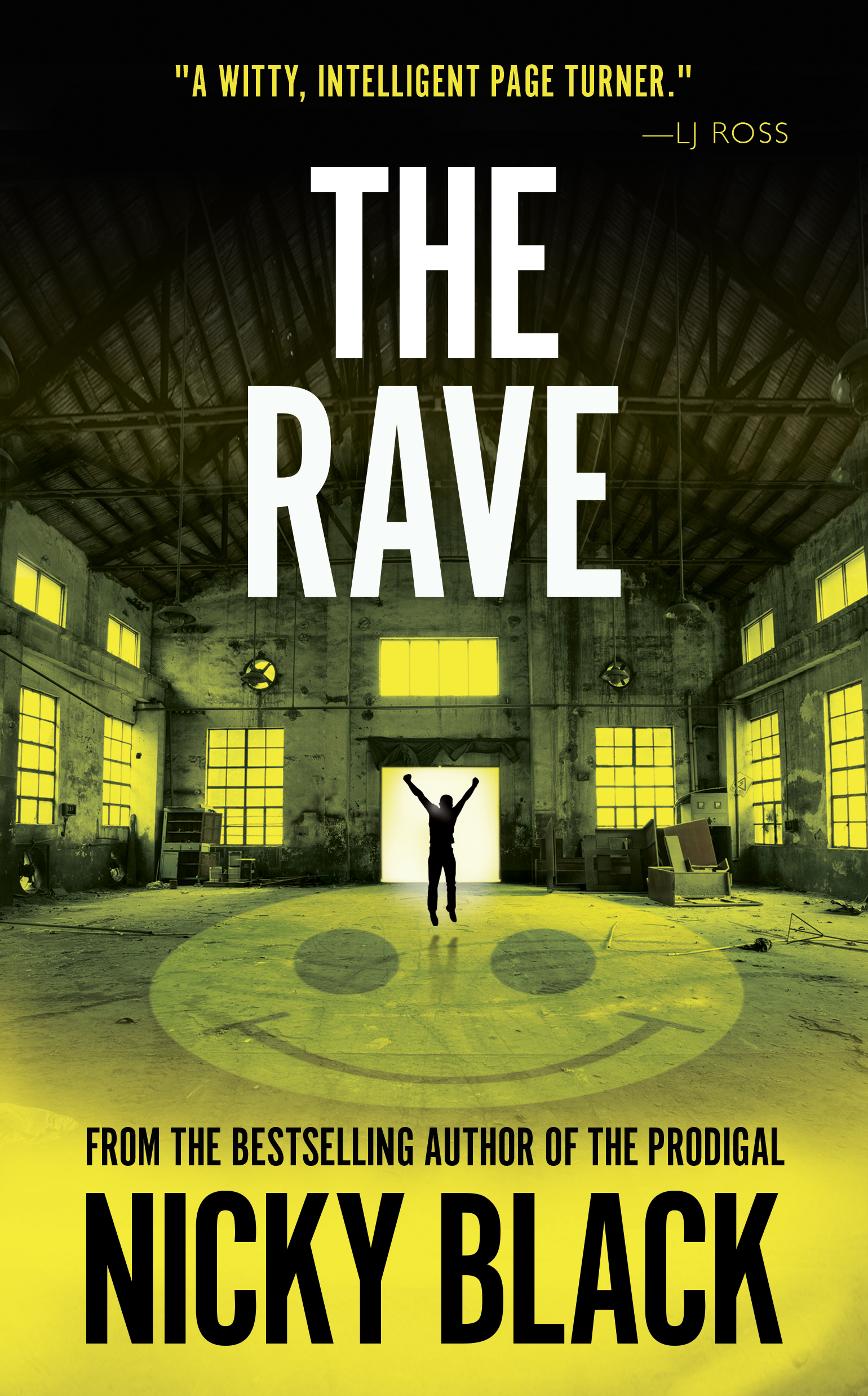 The Rave Book cover